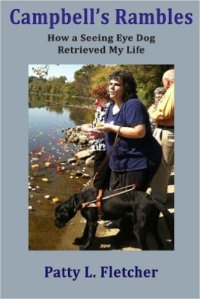 Patty Fletcher's first book cover