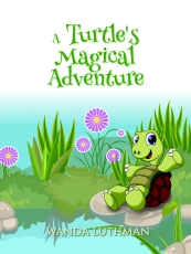 Turtle's Magical Adventure Ebook Cover final