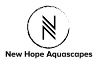 New Hope Aquascape Landscaping Logo