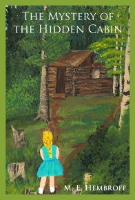 The Mystery of the Hidden Cabin Ebook Cover