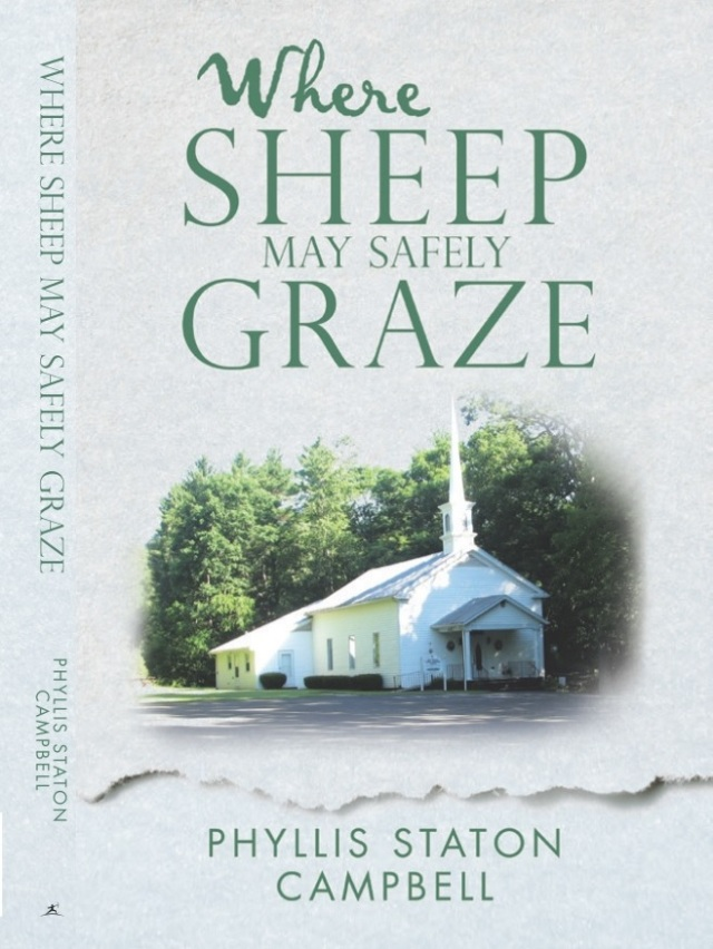 Cover for Where Sheep May Safely Graze