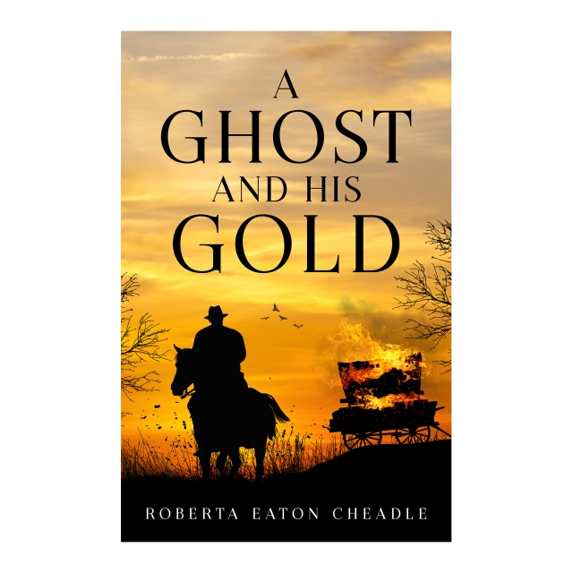 Ghost and his Gold cover Picture 2