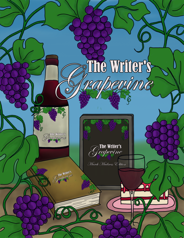 THE WRITERS GRAPEVINE COVER